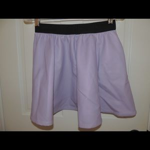 Worn 1x! Urban Outfitters pleather skirt size XS